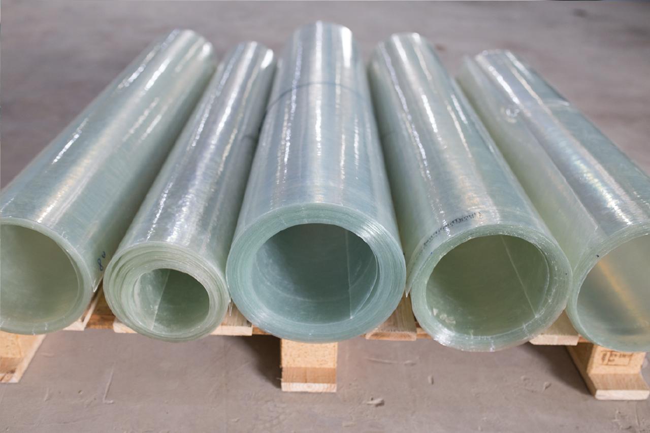 Tôn nhựa lấy sáng cuộn phẳng