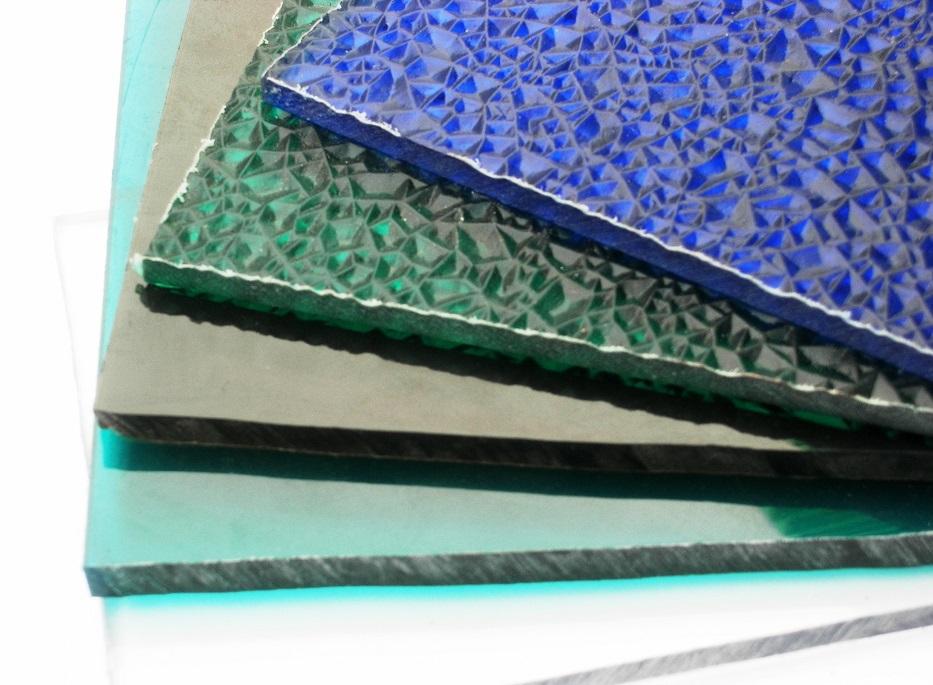 Tấm Polycarbonate đặc